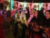 أفراح النوبة.. غناء ورقص حتى الصباح وطقوس مختلفة عن حفلات الزفاف (فيديو)