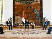 أخبار مصر.. الرئيس السيسى يؤكد: مصر تعطى أولوية قصوى لعودة استقرار ليبيا