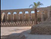 مساعد وزير السياحة لمشروع الآثار يكشف تفاصيل تطوير معابد الكرنك والأقصر