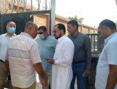 مصرع أب و3 من أبنائه فى حادث داخل مصنع مخلل ببنى سويف