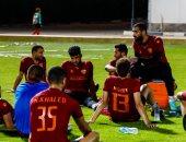 عامر عامر للاعبى سيراميكا: الموسم القادم صعب وعلينا الظهور بشكل قوى