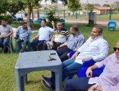 طاهر أبو زيد يترشح لرئاسة انتخابات نادى الشمس