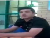 """""""أحمد العبد"""" أول ضحايا بيارة كفر الشيخ ينعى نفسه قبل الحادث بـ24 ساعة.. فيديو"""