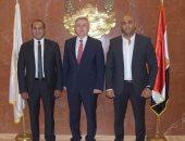 غرفة القاهرة التجارية تستقبل سفير مولدوفا لبحث زيادة التبادل التجارى والاستثمارى