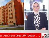 51 ألف مواطن سددوا مقدم حجز وحدات سكن لكل المصريين.. شروط التسجيل.. فيديو
