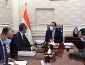 رئيس الوزراء يتابع مع وزير الاتصالات ملفات عمل الوزارة.. أبرزها التحول الرقمي