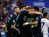 23 لاعباً فى قائمة إنتر ميلان ضد أتالانتا بالدوري الإيطالي