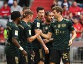 بايرن ميونخ يواصل سباعياته وناجلسمان يصنع التاريخ بعد الفوز على بوخوم