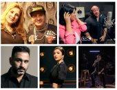 5 إعلاميين خاضوا تجربة الغناء.. آخرهم أسامة منير