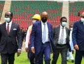 رئيس كاف: أفريقيا ستبهر العالم بداية العام الجديد ونسعى لاستضافة المونديال
