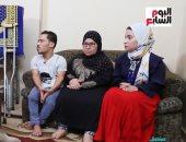 """استجابة لتليفزيون اليوم السابع.. التضامن تتواصل مع أسرة """"قصار القامة"""".. فيديو"""