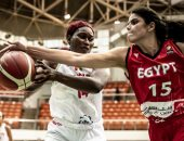 منتخب مصر لسيدات السلة يفتتح مشواره الأفريقى بالفوز على غينيا 102-58