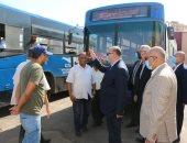 محافظ القاهرة يتابع الخدمات المقدمة لسكان عزبة أبوقرن بالشقق الجديدة