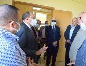 إنشاء معمل مهارات لخدمة القطاع الطبى بجامعة بنى سويف بدعم من صندوق تحيا مصر