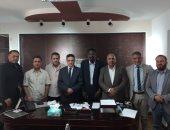 وزير ليبى يتابع الصعوبات التي تواجه الطلاب الليبيين في القاهرة لحلها