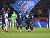 باريس سان جيرمان يحقق انتصارا مثيرا أمام ليون 2 / 1 فى الدورى الفرنسى
