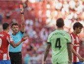 أتلتيكو مدريد ضد بيلباو.. جواو فيليكس يسجل رقما سلبيا بعد الطرد