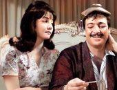 """شادية وصور نادرة وملونة مع رشدى أباظة فى أحداث فيلم """"الزوجة 13"""" من 59 سنة"""