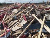 مقتل وإصابة 4 أشخاص فى انفجار لغم بمطار مدينة ولى بوردي الصومالي.. صور