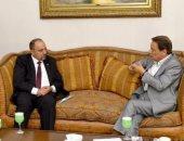 """كرم جبر لـ""""رئيس هيئة الإعلام بالأردن"""": توجيهات من الرئيس السيسي بمساندة الدول العربية"""