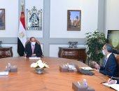 الرئيس السيسي يوجه بالاهتمام باكتشاف وصقل العناصر النابغة فى إطار الدراسات التكنولوجية