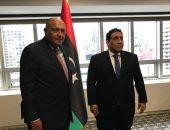 سامح شكرى يشيد بجهد البرلمان الليبي بإعداد قانون الانتخابات.. ويؤكد: خطوة هامة