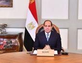 الرئيس السيسي: نتائج الإصلاح الاقتصادي برهنت على صواب الرؤية المصرية