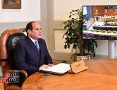 الرئيس السيسي: مبادرة حياة كريمة أحد أكثر البرامج التنموية طموحا وشمولا