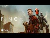 توم هانكس فى مهمة جديدة لإنقاذ كلبه من تغير المناخ بفيلمه الجديد Finch
