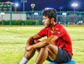 محمد حسن لاعب سيراميكا: حاسس إنى بحارب لوحدى