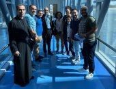 المعهد المسكونى للشرق الأوسط يستقبل 11 عائلة كنسية من 7 دول عربية