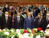 أعضاء قضايا الدولة الجدد يؤدون اليمين أمام وزير العدل بحضور رئيس الهيئة