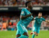 ريال مدريد يحصن فينيسيوس جونيور بشرط جزائي مليار يورو