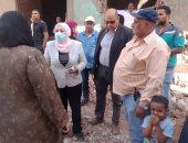 نقل 1655 أسرة من عزبة أبو قرن بمصر القديمة لوحدات مفروشة بالسلام