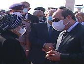 أخبار مصر.. الرئيس السيسى يتقدم الجنازة العسكرية للمشير محمد حسين طنطاوى