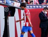 أتلتيكو مدريد يفتقد جواو فيليكس مباراتين للإيقاف