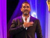 تكريم أمير كرارة فى مهرجان المسرح العربى.. ويعلق: شكرا أكاديمية الفنون