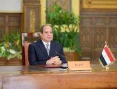 الرئيس السيسى: لا سبيل لاستقرار الشرق الأوسط دون حل شامل لقضية فلسطين