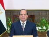 الرئيس السيسي: مصر تعى جيدا خطر التدهور البيئى على كافة مناحى الحياة