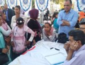 وزيرة الثقافة تعلن انطلاق الفعاليات الإبداعية لمبادرة حياة كريمة فى قنا