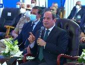 الرئيس السيسي: المشير طنطاوى قاد مصر بإخلاص شديد وتفان وحكمة