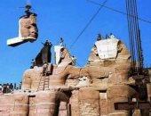 نقل معبد أبو سمبل خوفا من الغرق.. إنجاز عظيم بـ أيدى مصرية
