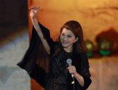 تفاصيل سقوط ماجدة الرومى وتعرضها لحالة إغماء على مسرح مهرجان جرش.. فيديو