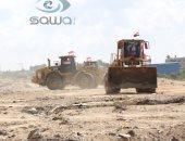 رئيس جمعية رجال الأعمال الفلسطينيين: مصر بدأت تطوير شارع الرشيد شمال غزة.. فيديو