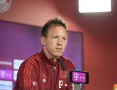 ناجلسمان: أتوقع مباراة مثيرة ضد ليفركوزن.. ولست قلقا على ليفاندوفسكي