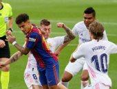 برشلونة يواجه ريال مدريد 24 أكتوبر المقبل فى الرابعة عصرا بكلاسيكو الليجا