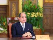 الرئيس السيسى: انضمام مصر لتحالف التغذية المدرسية إيمانا بضرورة توفير غذاء صحي
