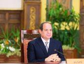 الرئيس السيسى: خطر المجاعة يحد من قدرة الدول على تحقيق التنمية المستدامة