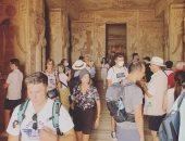 شاهد.. 20 صورة تجسد جمال مدينة أبو سمبل السياحية بعد أعمال التطوير