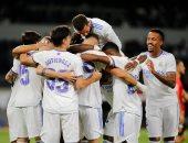 بنزيما وفينيسيوس يقودان هجوم ريال مدريد ضد شاختار بدورى أبطال أوروبا